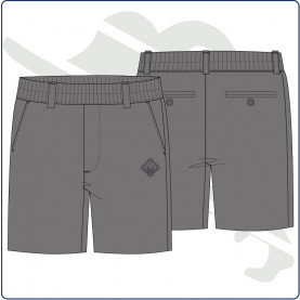 PANT UNIF INF CORTO POL/VIS MONTE TABOR